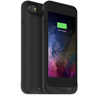 Black Mophie Juice Pack Air (Apple iPhone 7) 3