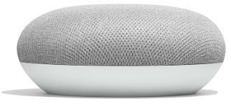 Google Home Mini Front View