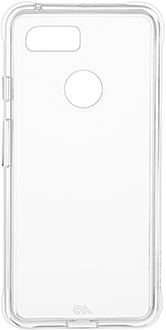 Case-Mate Tough Clear Pixel 3 Case Back