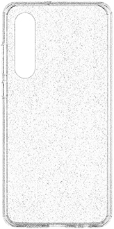 Glitter Case-Mate Sheer Crystal Huawei P30 Case Back
