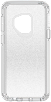 Stardust OtterBox Galaxy S9 Symmetry Case Front