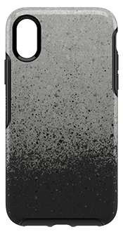 Ashed for It OtterBox iPhone X/Xs Symmetry Case Back