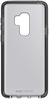 Black tech21 Evo Check Galaxy S9+ Case Front