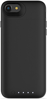 mophie juice pack air noir (Apple iPhone 7) - vue avant