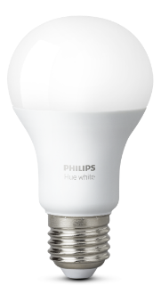 Philips Hue White A19 Smart Light Bulb