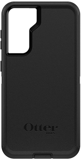 Black OtterBox Galaxy S21 5G Defender Case from the Back