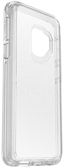 Stardust OtterBox Galaxy S9 Symmetry Case Angled View