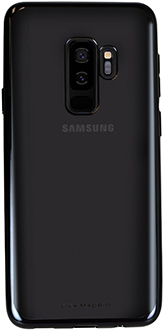 Black Viva Madrid Metalico Flex Galaxy S9+ Case
