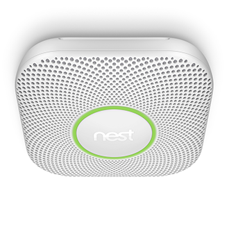 Nest Protect Top View