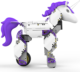 Jimu UnicornBot Side