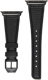 Black Case-Mate 38mm Apple Watch Band