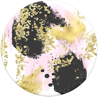 PopSockets Gilded Glam PopTop Top View