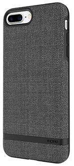 Grey Incipio Esquire - iPhone 7 Plus/8 Plus Case Back View