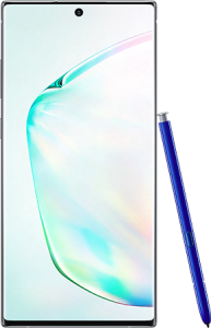 Samsung Galaxy Note 10 Plus Aura Glow with Stylus