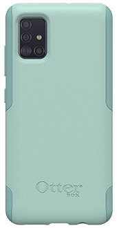 Mint OtterBox Galaxy A51 Commuter Lite Case Back