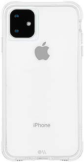 Case-Mate Tough Clear iPhone 11 Case Back