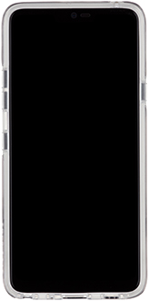 Clear Case-Mate Naked Tough LG G7 Case Front