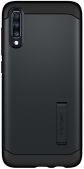Metal Slate Spigen Slim Armor Galaxy A70 Case Back