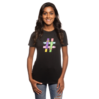 TELUS #EndBullying Womens T-shirt Black