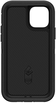 Black OtterBox iPhone 11 Pro Defender Case Front