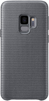 Grey Samsung Hyperknit Galaxy S9 Cover Back
