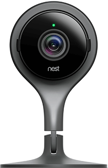 Nest Cam Indoor Front View
