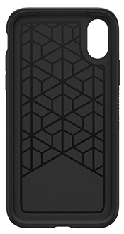 Ashed for It OtterBox iPhone X/Xs Symmetry Case Front
