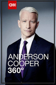 Anderson Cooper 360 on TELUS Pik TV