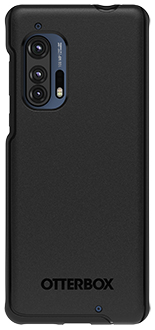 Black OtterBox Edge+ 5G Symmetry Case Back