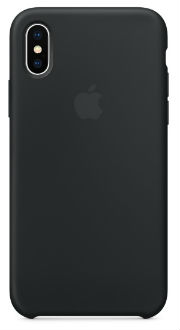 check out bc296 29cab Apple Silicone Case (iPhone X)