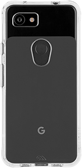 Case-Mate Tough Clear Pixel 3a Case Back