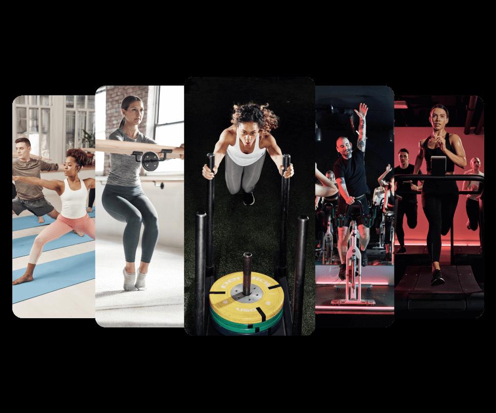 ClassPass | Fitness Studios & Classes | Free Trial