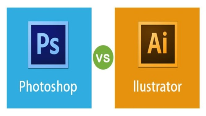 Rekindling Creativity: Adobe Illustrator vs. Photoshop