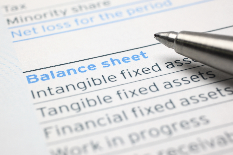 balance sheet | wells fargo