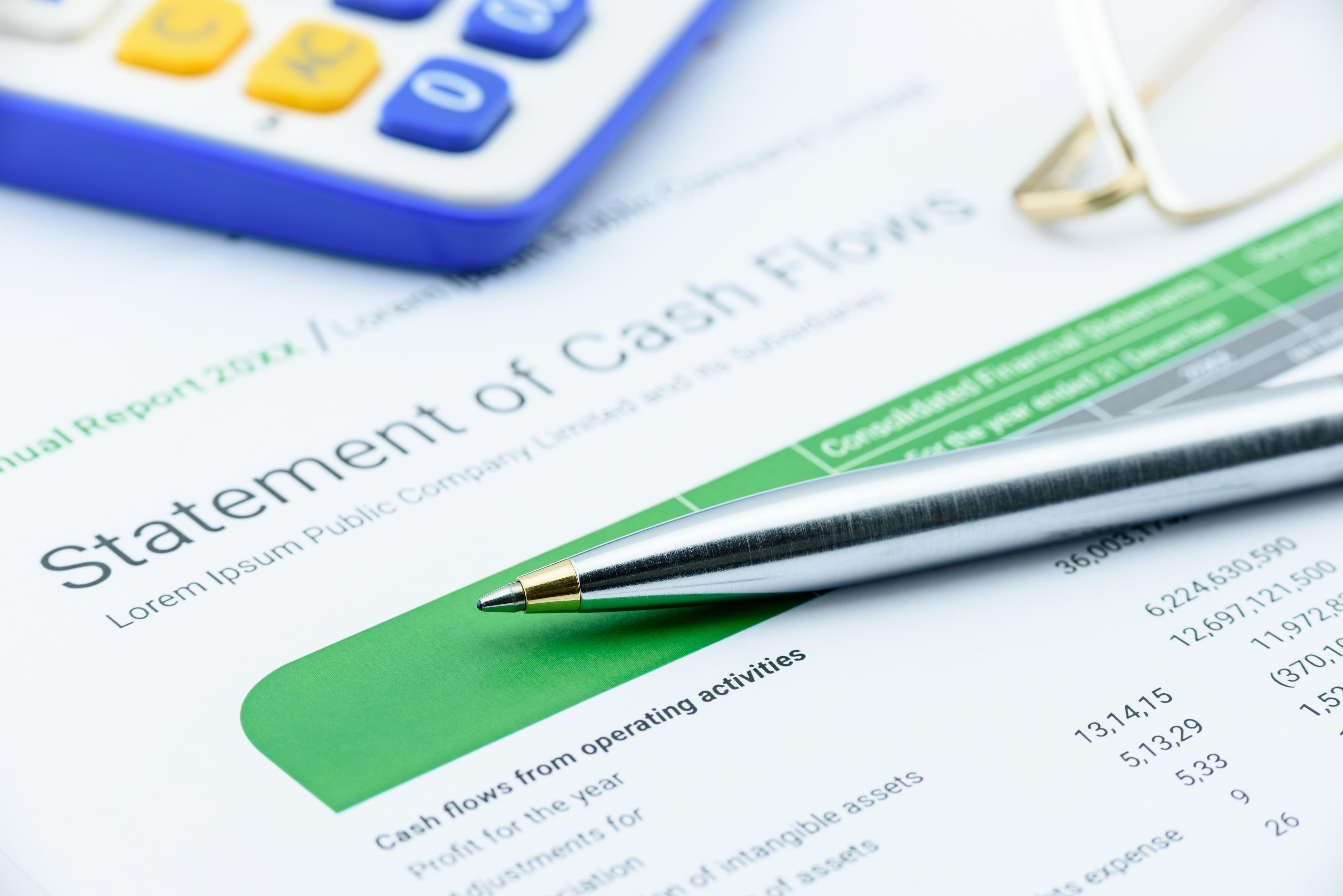 Creating A Cash Flow Projection Wells Fargo