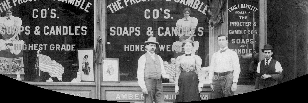 Procter & Gamble margarine