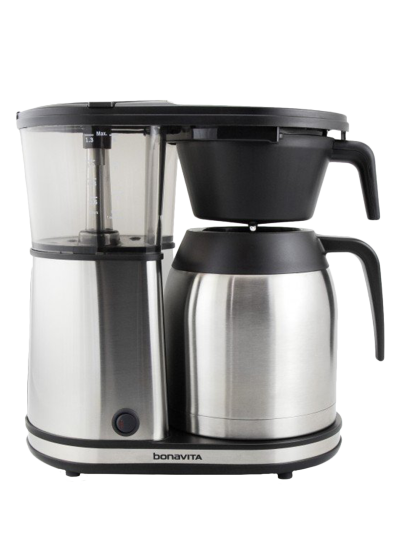 Bonavita Connoiseur 8-Cup One-Touch Coffee Brewer