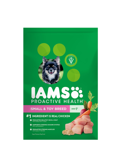 Iams Proactive Health Adult for Small & Toy Breed