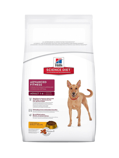 Hill's Pet Adult Advanced Fitness