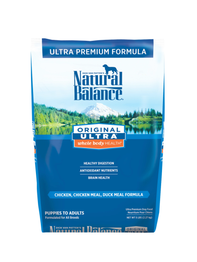 Natural Balance Original Ultra Whole Body Health Dry Dog Food