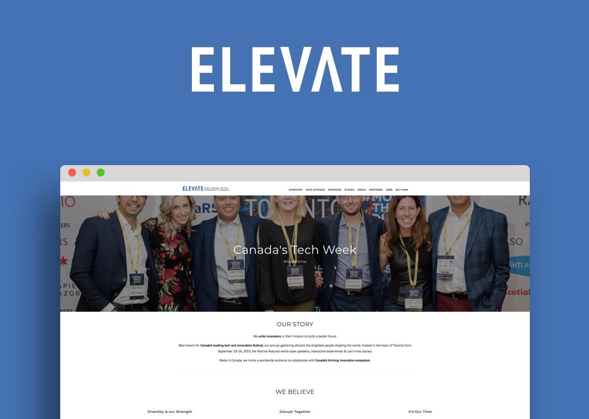Elevate Festival