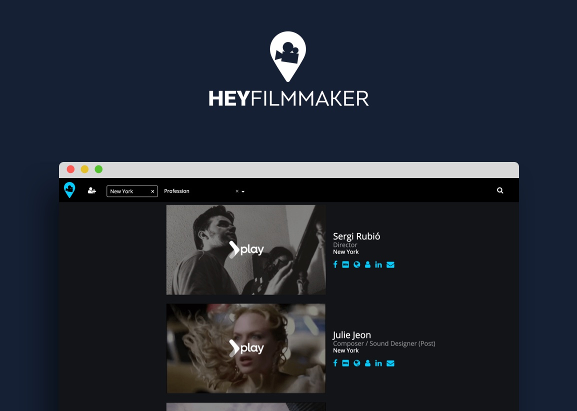 Hey Filmmaker