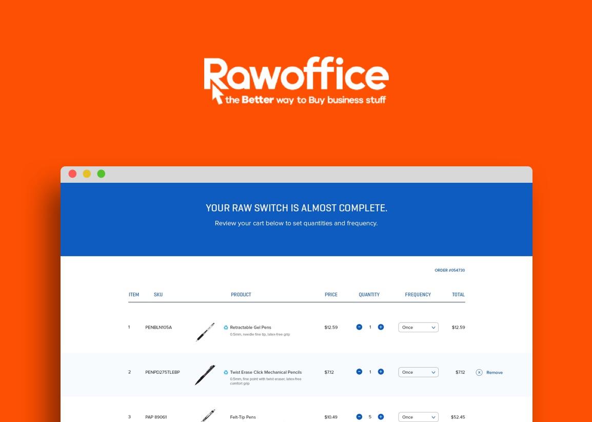 Raw Office