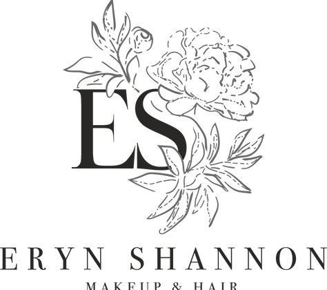 The Eryn Shannon Makeup and Hair Logo