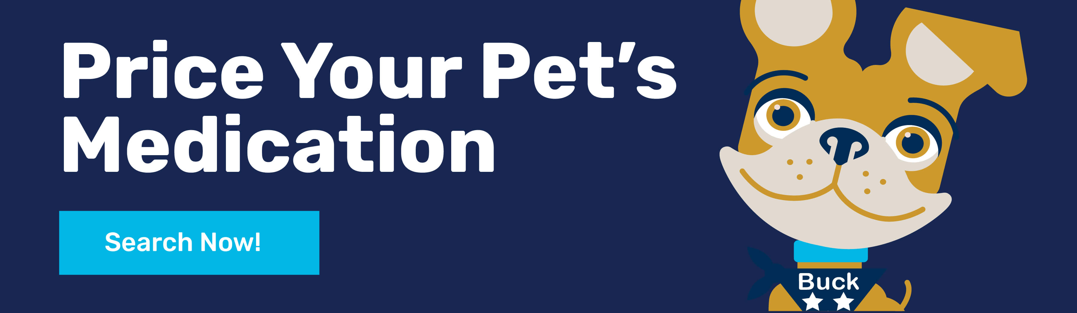 Price Your Pet's Medication