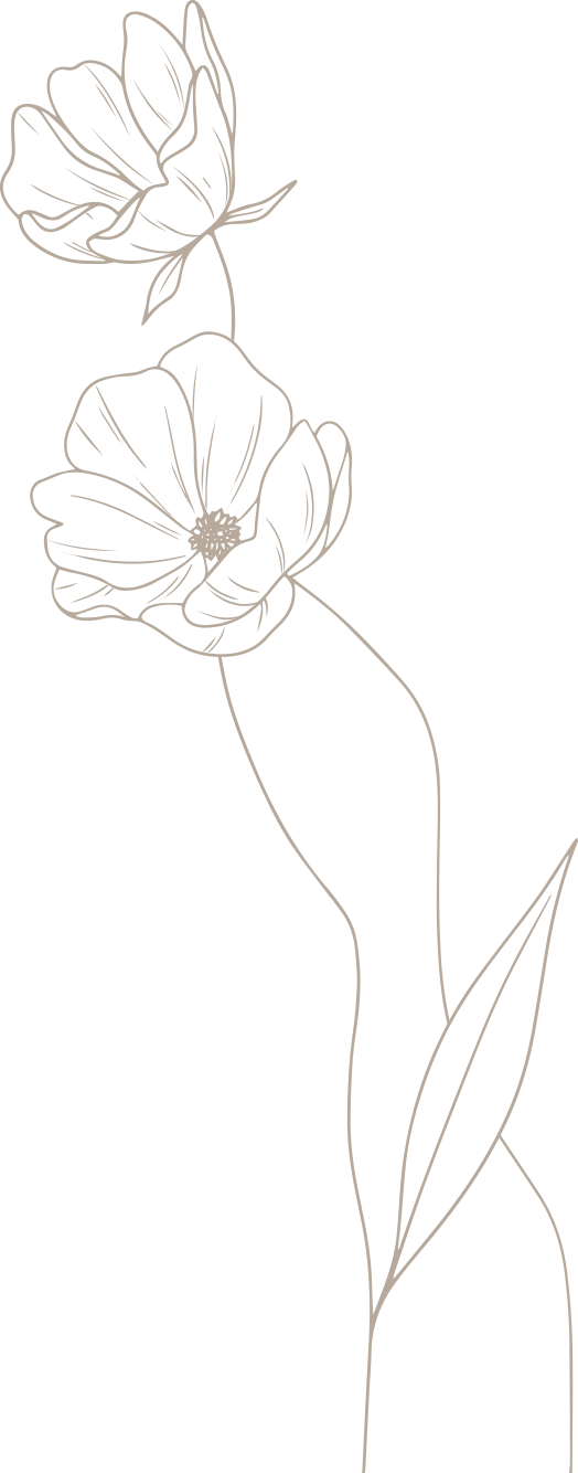 Tannity flower background