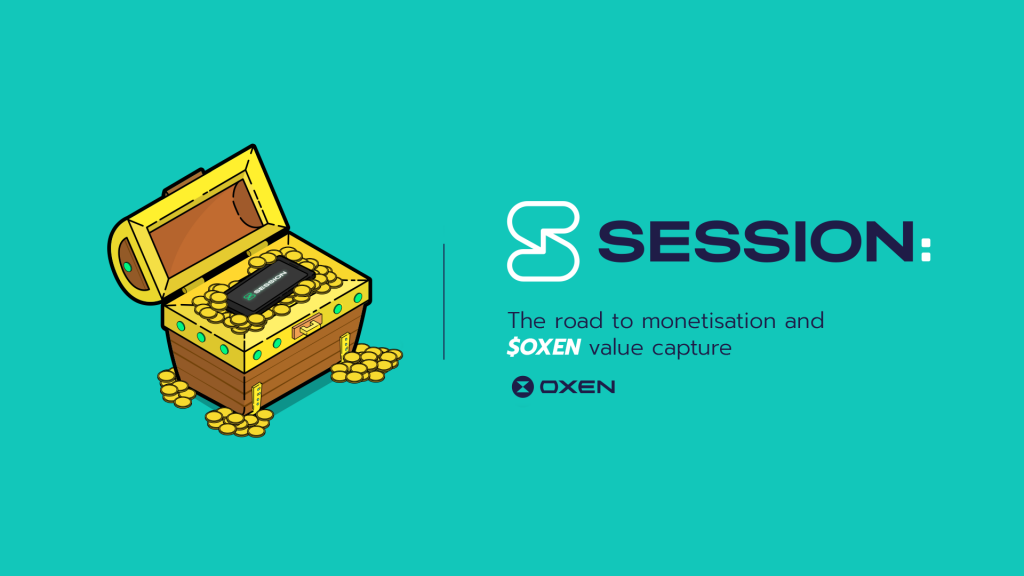 Session: The road to monetisation and $OXEN value capture