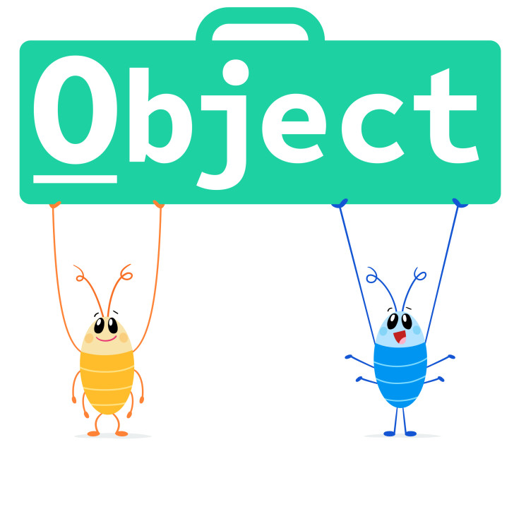 Objects store data and functions!