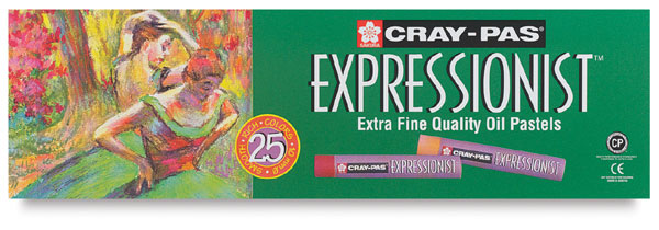 Sakura Cray-Pas Expressionist Oil Pastels and Sets