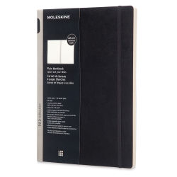 Moleskine Pro Collection - Pro Workbook, Softcover, Black, Blank, 11-3/4'' x 8-1/4''